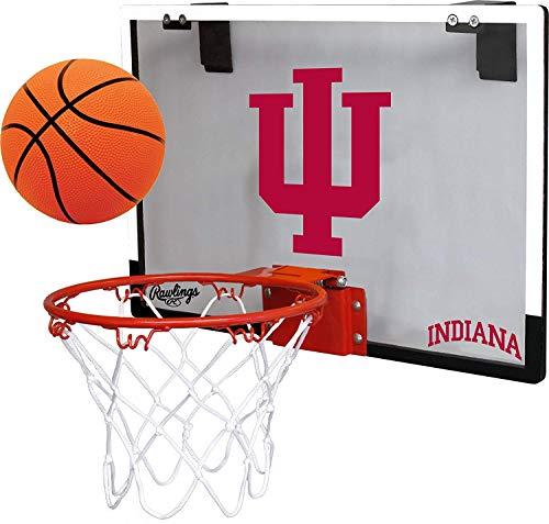 - NCAA Indiana Hoosiers Game On Hoop Set by Rawlings