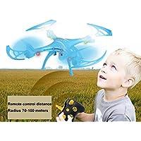 Quartly 2.4Ghz Quadcopter Camera WIFI FPV Headless Mode Altitude Hold RC UFO Drone (A)