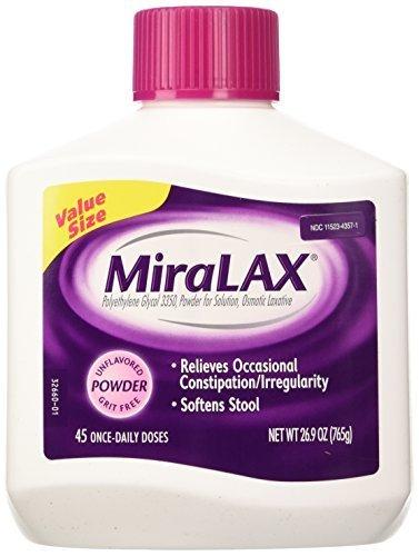MiraLAX Laxative