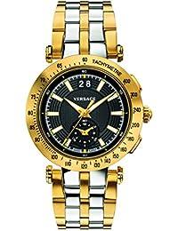 0dd886999a4 Men s  V-Race  Swiss Quartz Stainless Steel Casual Watch