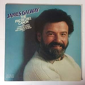 James Galway The Pachelbel Canon Amazon Com Music