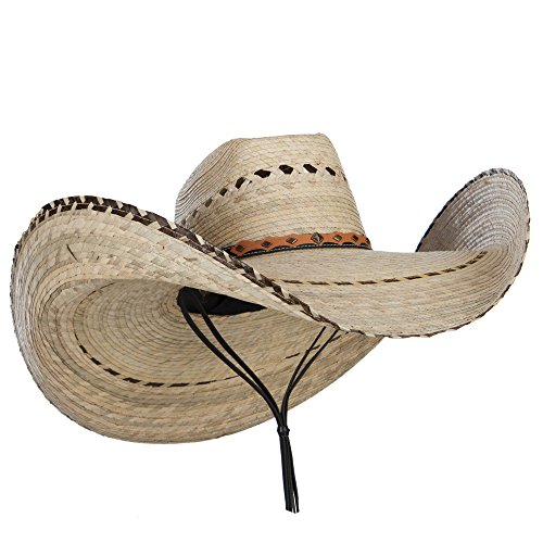 70e105b68 Mexican Style Wide Brim Straw Hat - Delocus Store