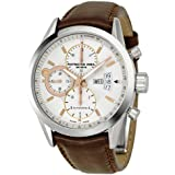 Raymond Weil Freelancer White Dial Chronograph Automatic Men's Watch 7730-STC-65025