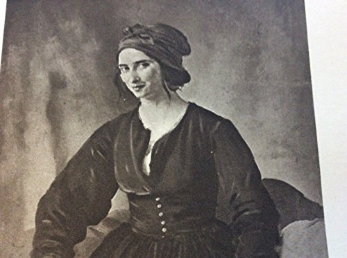 Listing 4 Litho Prints Worlds Famous Pictures (The Smiling Woman By Augustus John) (The Smiling Woman By Augustus John)