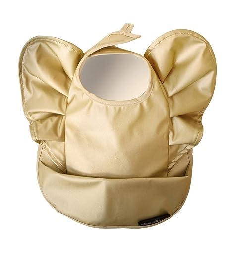 Elodie Details Golden Wing Babero, color dorado