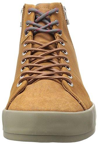 Creatieve Recreatie Heren Carda Hi Fashion Sneaker Caramel Ash
