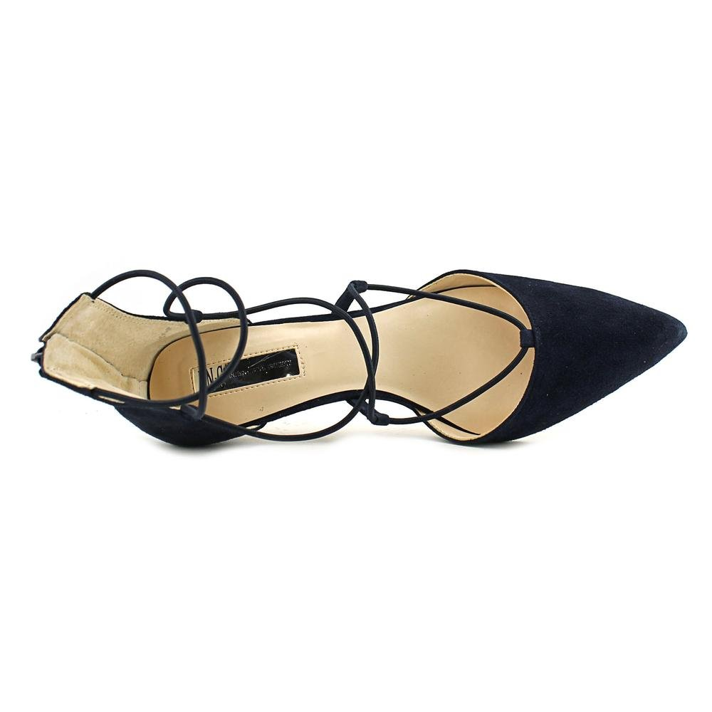 Inc International Concepts Womens Daree Leather Pointed Toe Ankle Strap D-Ors.