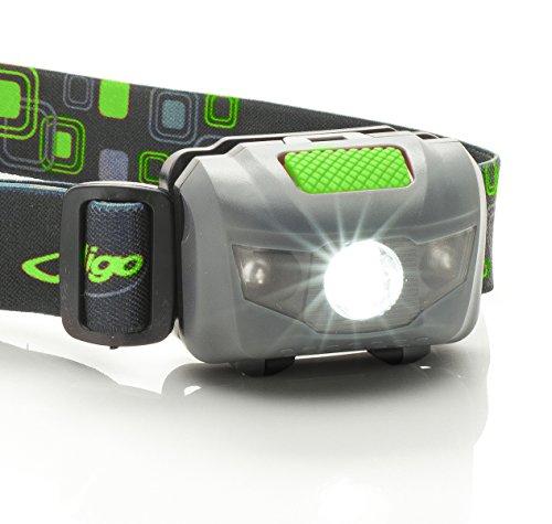 Headlamp Flashlight Ultralight Resistant Adjustable