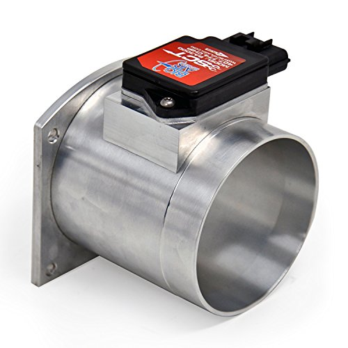 SCT Performance - BA3000 -Big Air Mass Air Meter - 90mm Billet Housing - 99-03 Compatible with Ford (Non-CARB Compliant)