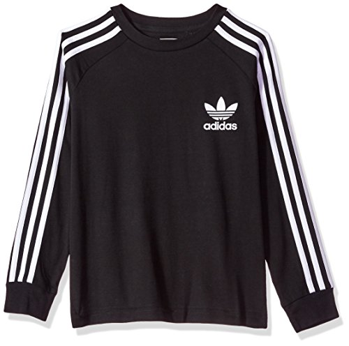 adidas Originals Boys Big Kids Long Sleeve California Tee
