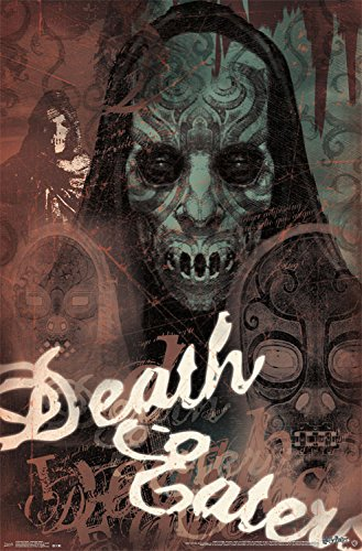 Trends International Harry Potter Death Eater Masks Wall Poster 22.375