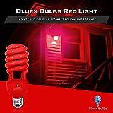 2 Pack BlueX CFL Light Bulb 24W - 100-Watt