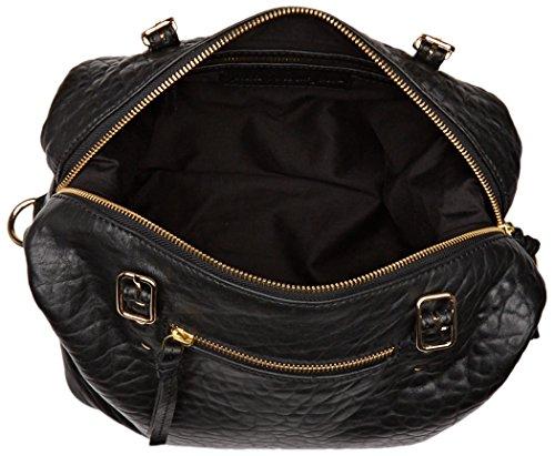 Mendigote Black y Shoppers de Negro bolsos Petite Little hombro Imane Mujer Fwqv6d6
