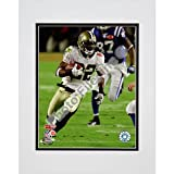 Photo File New Orleans Saints Super Bowl XLIV Champions Tracy Porter Matted Photo