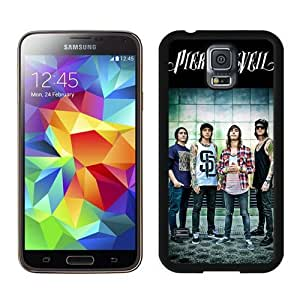 Custom Best Design Pierce The Veil Black Samsung Galaxy S5 i9600 Case