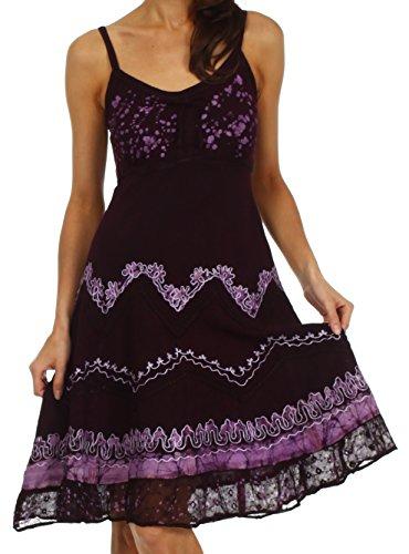 casual dress batik - 3
