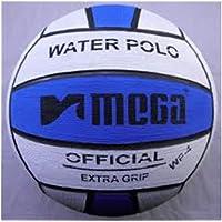 Mega Water Polo Ball–Blu Bianco Taglia 5