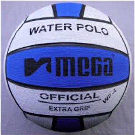 ef7b636f64f4 Mega Water polo Ball – blu bianco taglia 5. Mega Water polo Ball – blu  bianco taglia 5 · BBOSI Costume da bagno cuffia pallanuoto Croazia slip  piscine uomo ...