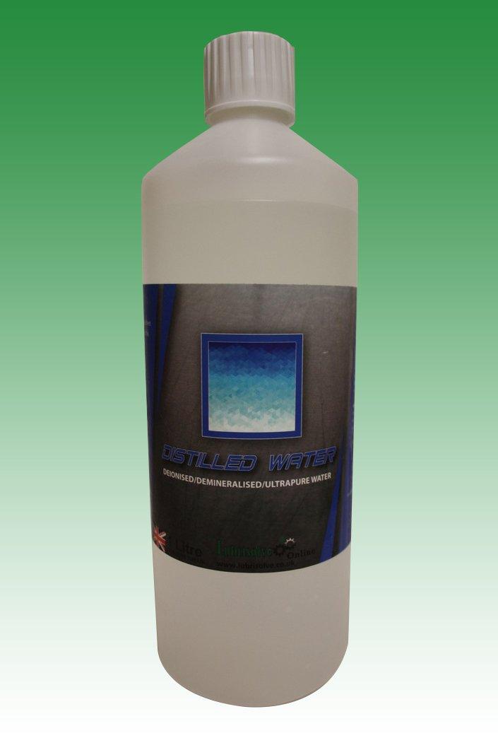 Eau distillé e, 1 litre, 100000 Lubrisolve Online