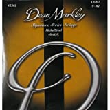 Dean Markley NickelSteel Light 2502 Electric Guitar Strings (.009-.042)