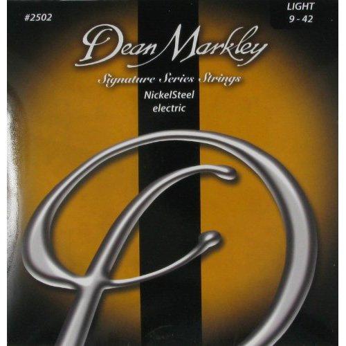 Dean Markley NickelSteel Light 2502 Electric Guitar Strings