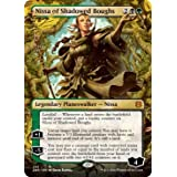 Nissa of Shadowed Boughs - Borderless