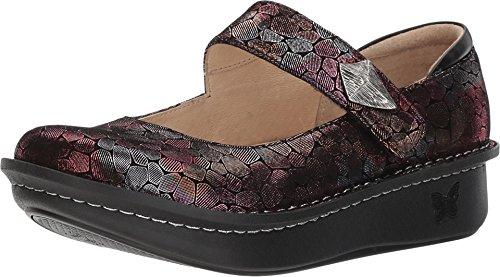 (Alegria Paloma Womens Mary Jane Shoe Beauty Brick 8 M US)