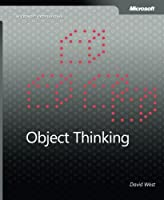 Object Thinking Front Cover
