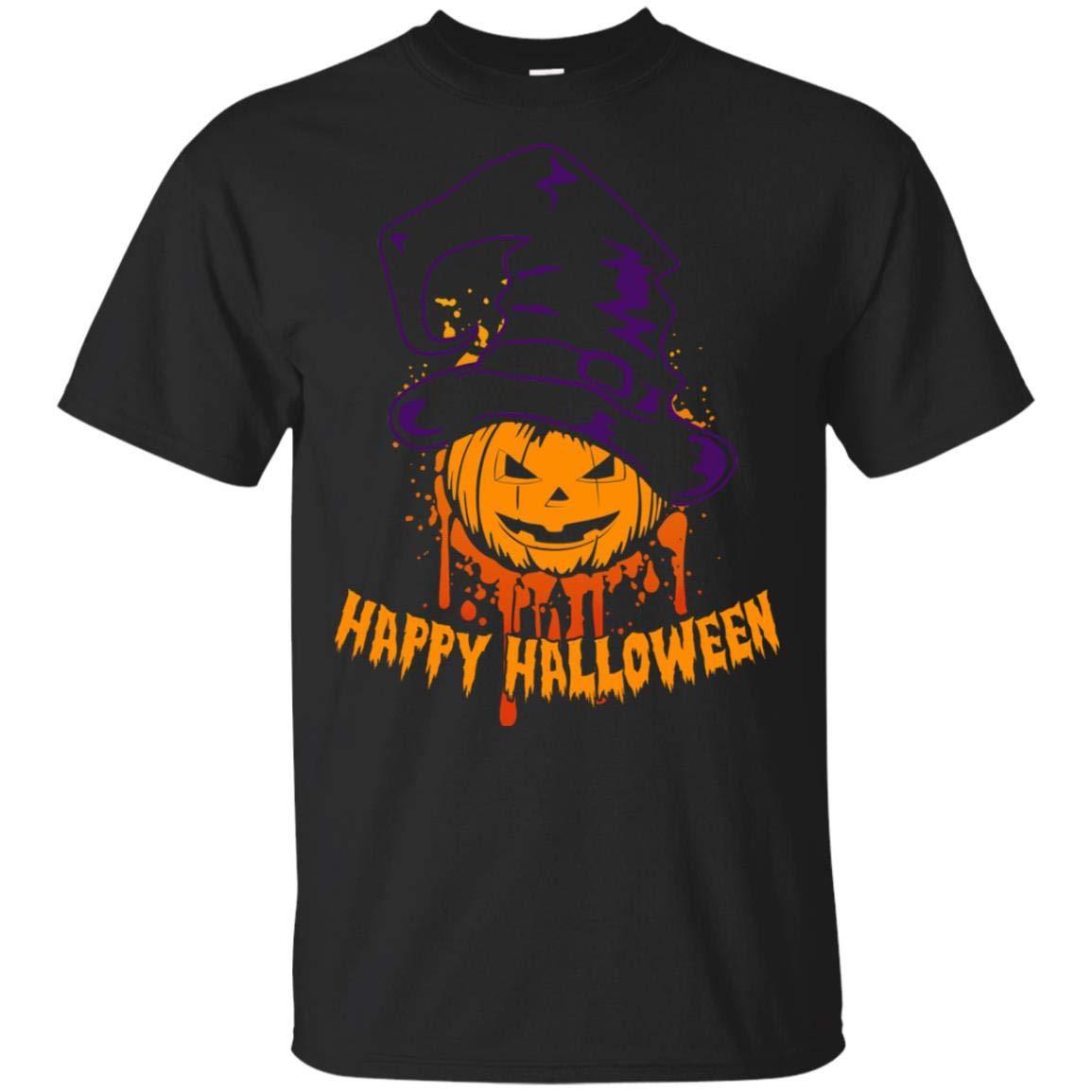Happy Halloween Pumpkin T Shirt Halloween