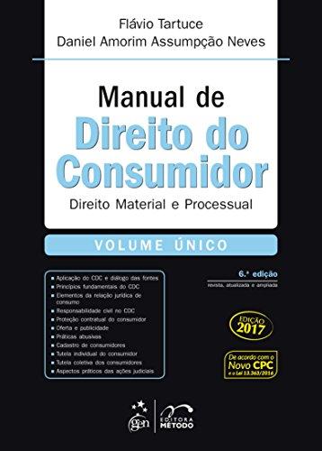Manual de Direito do Consumidor - Volume Único