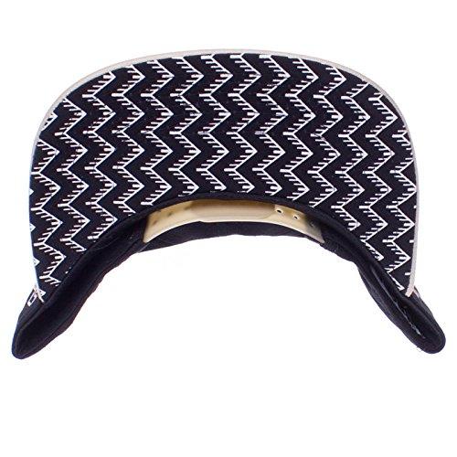 Grimey Gorra Snapback SCALPERS FW15 Black Snapback: Amazon.es: Ropa y accesorios