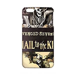 Angl 3D Case Cover Avenged Sevenfold - Hail To The King Phone Case for iPhone6 plus