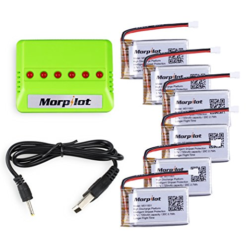 UPGRADED Morpilot Battery Cheerson Quadcopter product image