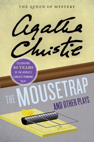 Novella Trap Cover - The Mousetrap and Other Plays (Agatha Christie Mysteries Collection (Paperback))