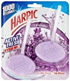 Harpic Active Fresh Hygienic Cleaning Gel 2 x 40g - Lavender, Pack of 6 (Total 12 Blocks)