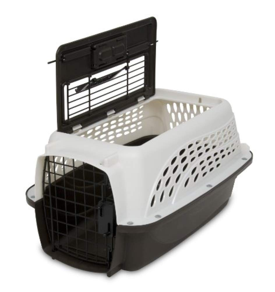 Petmate Two Door Top Load Dog Kennel - Assorted Colors 290621