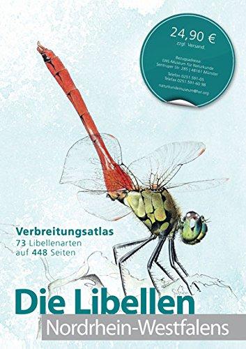 Die Libellen Nordrhein-Westfalens