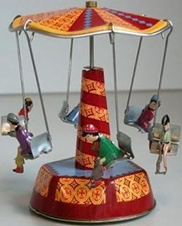 Wohnkultur Musik Boxen Warnen Uhrwerk Art Holz Karussell Musik Box