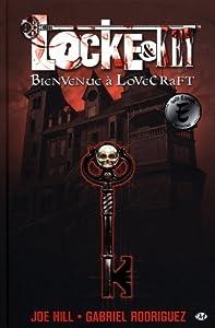 vignette de 'Locke & Key n° 1<br /> Bienvenue à Lovecraft (Joe Hill)'
