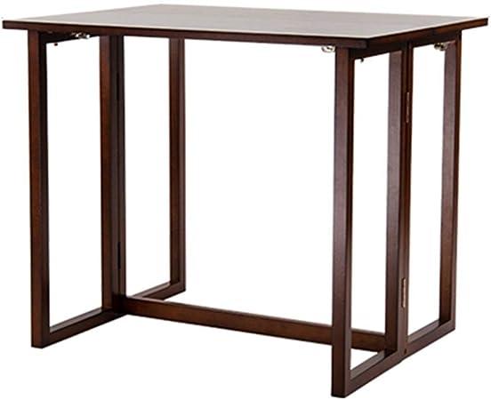 Lfives Hm Table De Cuisine Salon Tables Pliantes En Bois Simple