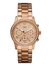 Guess Sports Rose Gold Watch W0122L3