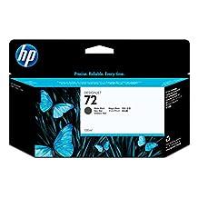 HP 72 (C9403A) Matt Black OEM Genuine Inkjet/Ink Cartridge (130 ml) - Retail