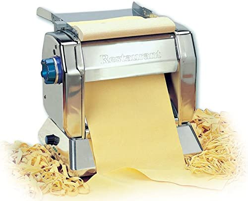 Macchina Per La Pasta Elettrica Imperia Restaurant 12 Kg H Küche Haushalt