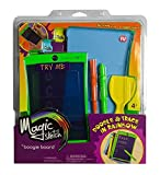 Magic Sketch | LCD Writing Board, Drawing, Doodle, Learning Tablet | Includes 18