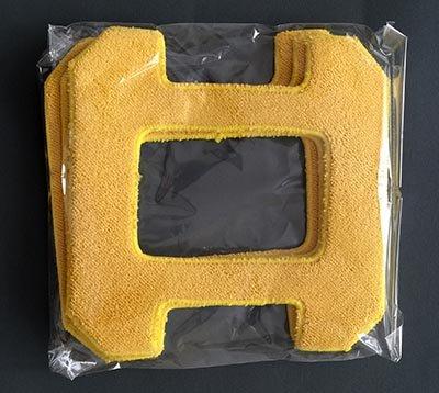 Hobot Panni per pulizia su bagnato, per lavavetri Hobot-268/288, 2 pezzi SMARTBOT
