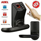 BEST NEW Door Lock Biometric Fingerprint Keyless Keypad Password Access control