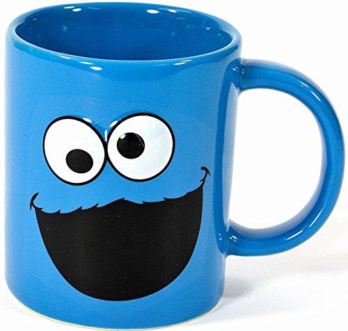 Sesame Street Ceramic Coffee Monster product image