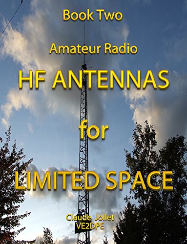 ANTENNAS LIMITED SPACE Amateur Antennas ebook product image