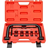 8milelake AUTO Solid Valve Spring Compressor Automotive Tool Set Repair Tool Kit