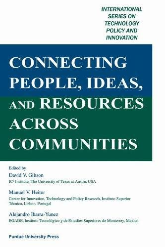 Download Connecting People, Ideas, and Resources Across Communities: International Series on Technology Policy and Innovation ebook